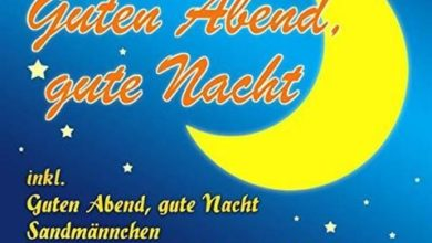 Photo of guten abend gute nacht