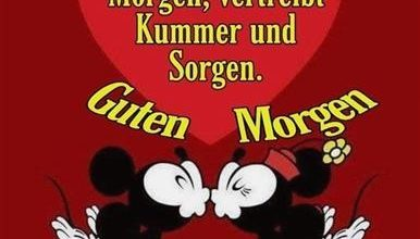 Photo of guten morgen kuss