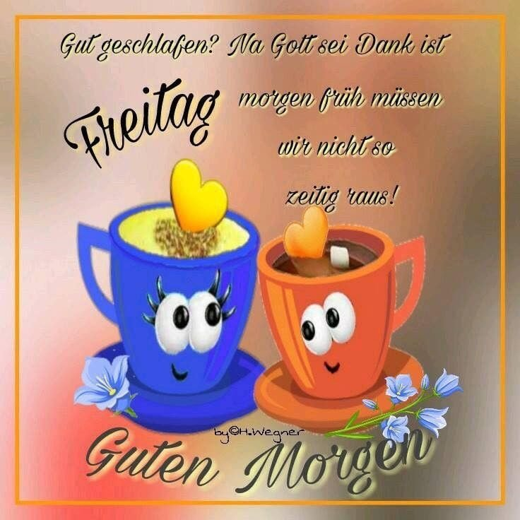 Donnerstag snoopy morgen guten Guten Morgen